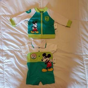 NWT Disney Baby Set